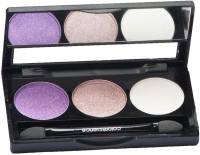 Coloressence Satin Eye Shades Pallete 3 G (Satin Mauve)