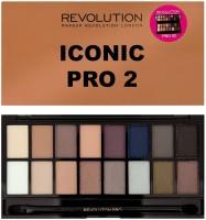 Makeup Revolution London Iconic Pro 2 16 G (Multicolor)