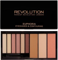 Makeup Revolution London Bare 18 G (Multicolor)