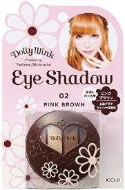 Dolly Wink Koji Shadow Pink Brown New Substiture Version 3 g