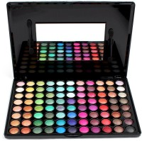 Color4ever Professional 88 Shades Eyeshadow Palette 20 G (Shimmer)