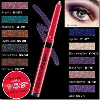 Avon Eye Shadows Avon Extra Lasting Eyeshadow 1.6 g