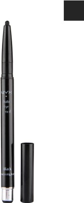 NYX Eye Liners NYX Auto Eye Pencil Black 0.22 g