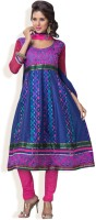 Atisundar Cotton Printed Dress/Top Material Fabric Unstitched