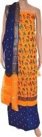 Fabrics Of India Cotton Printed Dress/Top Material - Unstitched - FABDWMREHC68EKFD