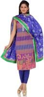 Chhabra 555 Chanderi Self Design Dress/Top Material - Unstitched - FABDX5RZQDDVGKJP
