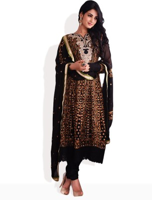 Hiba Net Self Design Salwar Suit Dupatta Material Unstitched available at Flipkart for Rs.2548
