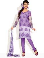 Fabdeal Chiffon Printed Dress/Top Material Fabric Unstitched