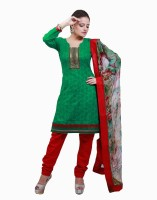 Vineberi Cotton Solid Dress/Top Material Fabric - Unstitched