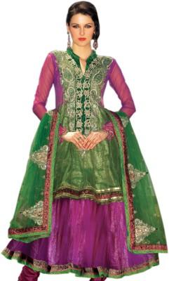 Hypnotex Net Self Design Salwar Suit Dupatta Material available at Flipkart for Rs.4745