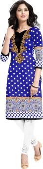 Salwar Studio Cotton Printed Kurti Fabric Unstitched