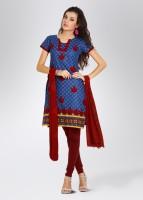 Aryahi Cotton Fabric Unstitched