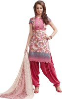 Ethnic Dukaan Cotton Printed Suit Fabric Fabric Unstitched