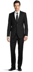 HI CHOICE Cotton Polyester Blend Self Design Suit Fabric