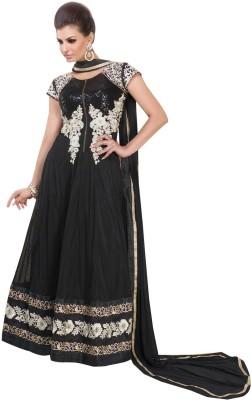 Natasha Couture Net Self Design Salwar Suit Dupatta Material available at Flipkart for Rs.4626