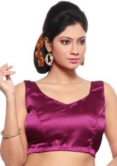 Pratami Cotton Silk Blend Solid Blouse Material Unstitched - FABE78FY47GDKQT5