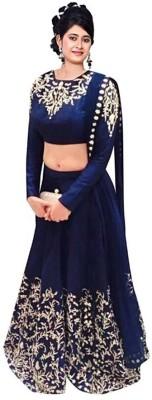 Shree Khodal Enterprise Embroidered Women's Lehenga Choli