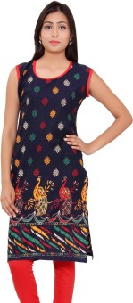 Kurti Studio Cotton Floral Print Dress/Top Material, Kurti Fabric, Kurti Fabric Un-stitched
