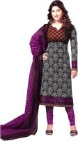 Reya Cotton Printed Dress/Top Material - FABDWKJBA9JSDTGV