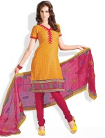 Shah Wah Cotton Salwar Material Fabric Unstitched