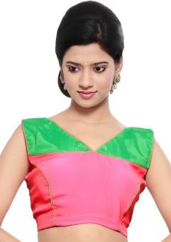 Pratami Cotton Silk Blend Solid Blouse Material Unstitched - FABE78FYFRU5TVNJ