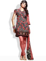Prafful Printed Salwar Material Fabric Unstitched
