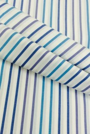 Jalan's Cotton Striped Shirt Fabric