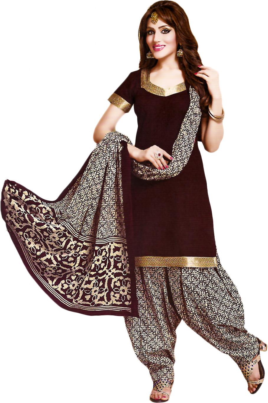 Original  Cotton Printed Salwar Suit Dupatta Material Online At Flipkartcom