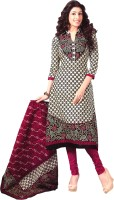 Reya Cotton Printed Dress/Top Material - FABDWKJBJUAGMYFS