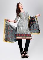 Span Georgette, Silk, Cotton Fabric Unstitched