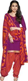 Khushali Cotton Self Design, Printed Dress/Top Material Un-stitched