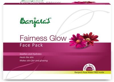 Banjaras Face Packs Banjaras Face Pack Fairness Glow powder