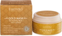 Sattvik Organics Gold Mask (100 G)