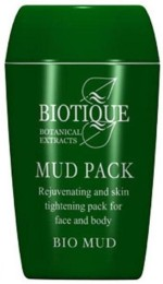 Biotique Face Packs Biotique Skin Care Rejuvenating and Skin Tightening for Face and Body Mud Pack