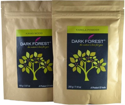 Dark Forest Face Packs Dark Forest Kavas and Karela