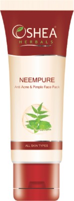 Oshea Herbals Face Packs Oshea Herbals NEEMPURE Anti Acne and Pimple Face Pack
