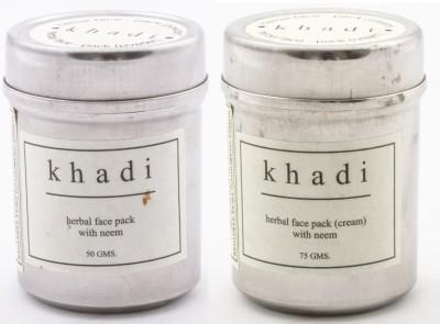 Khadi Combos and Kits Khadi Neem Face Combo