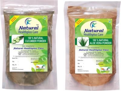 Natural Healthplus Care Face Packs Natural Healthplus Care AloeVera Cucumber Powder Combo