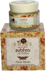 Iha Face Packs Iha Ayurvedic Zubhra Face Mask Premium Natural