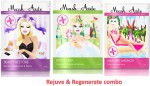 Maskeraide Face Packs Maskeraide Rejuve & Regenrate Masks
