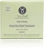 SeaSoul Face Packs Seasoul Dead Sea Mud Treatment Anti Acne Mask