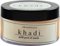 Khadi Natural Gold Peel Off Mask: Face Pack