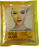 Skin Doctor Glod Mask For Skin Whitening With Collagen Extract (40 G)