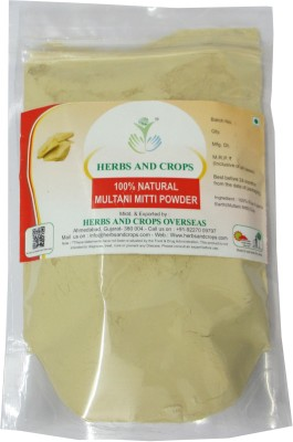 Herbs And Crops Face Packs Herbs And Crops Multani Mitti Clay