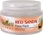 Vedova'S Herbal Care Face Packs Vedova'S Herbal Care Red Sandal Face Pack