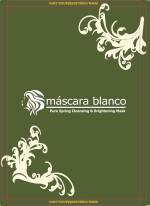 Mascara Blanco Face Packs Mascara Blanco Spring Cleansing Mask