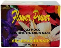 Shahnaz Husain Flower Power Holly Hock Skin Rejuvenating Mask (100 G)
