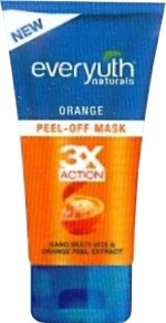 Everyuth Face Packs Everyuth Naturals Orange Peel Off Mask