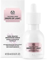The Body Shop Drops Of Light Pure Healthy Brightening Serum (30 Ml)