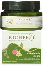 Richfeel Face Treatments Richfeel Anti Blemish Cream